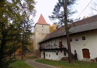 "The Red Tower and ""Katovna"""